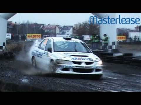 Łukasz Witas - Mitsubishi Lancer evo 8 - Barbórka Warszawska '08