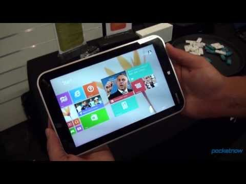Toshiba Encore Hands-On