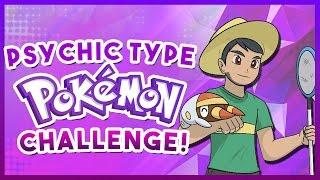 PSYCHIC TYPE POKEMON CHALLENGE! Pokemon Quiz with aDrive! by aDrive