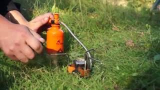 Бензиновая портативная горелка Fire-Maple TURBO FMS-F5