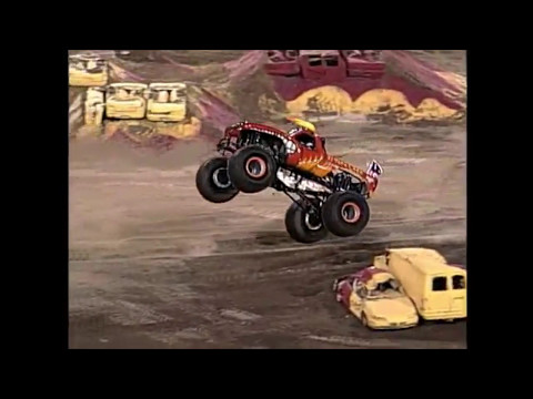 10 Great Monster Jam saves!