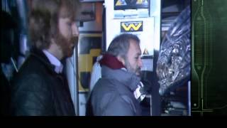 Superior Firepower Making Of Aliens 2003 Eng