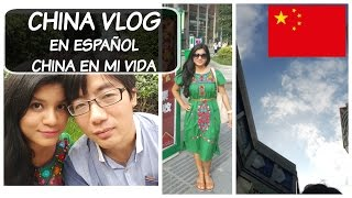 Dehong China  City pictures : CHINA VLOG , Comida tradicional de Najing , Visitas de Hong Kong + Una Mexicana en China