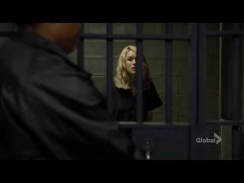 The Blacklist - Lizzie Coming out of Prison (Rise Up - Andra Day) [S03E10]