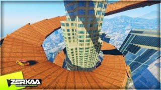 EPIC MAZE BANK SPIRAL | GTA 5 Funny Moments | E636 (GTA 5 PS4)