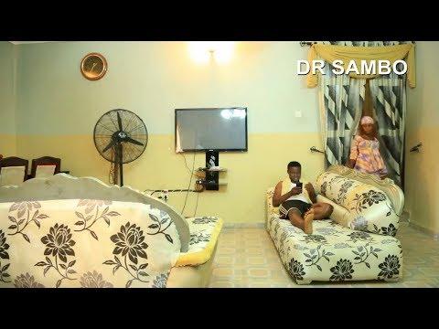 Musha Dariya Kalli Yadda Matar Dr Sambo Tayi - Arewa Comedians
