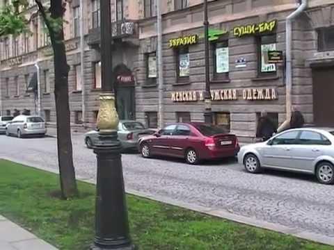 Midzomer rondreis St. Petersburg 2011