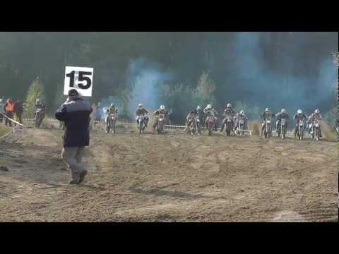 Mistrzostwa Polski Strefy Zachodniej Motocross Mix Mirocin 2011