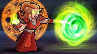 Master the TELEPORATION Spell! (Minecraft Dragons)