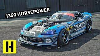 Video Fifth Gear Burnouts in a 1350hp Dodge Viper!? MP3, 3GP, MP4, WEBM, AVI, FLV Juli 2019