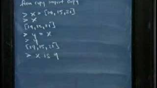 Lecture 25   Programming Paradigms (Stanford)