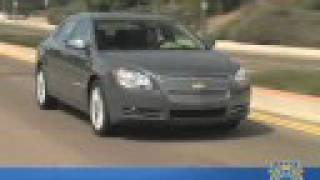 Chevy Malibu - Kelley Blue Book's Review