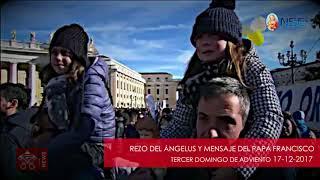 ÁNGELUS - TERCER DOMINGO DE ADVIENTO