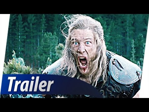 NORTHMEN - A VIKING SAGA Trailer Deutsch German