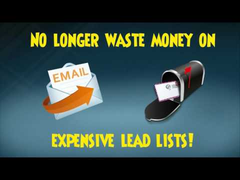 Leads NOW!   Generate your own company leads in seconds