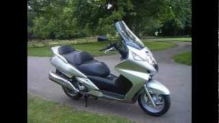 5. HONDA FJS 600 SILVER WING ABS 2004 FOR SALE