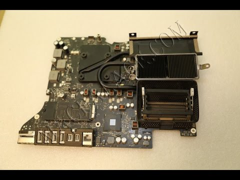661-7157 Logic Board iMac 27 3.2 820-3299 MD096LL A1419 Late 2012