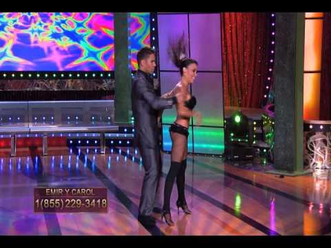 Baile de Emir Pabon, Sabor Latino de la Semifinal  - Thumbnail