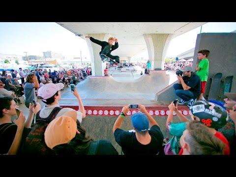 1.55 million dollar Rhodes Skate Park opens in Boise, Idaho