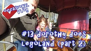 Dorothy does Legoland (part 2).
