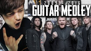 In this video, I play over 30 Asking Alexandria tracks including The Final Episode, Not the American Average, The Death of Me,...