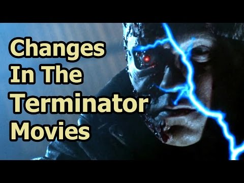How The Terminator Movies Have Changed