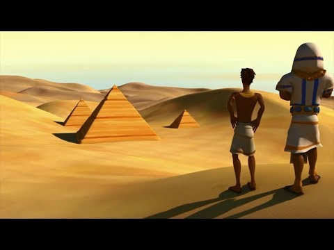 Story of Pyramids Full Funny Interesting Short Cartoon Hd