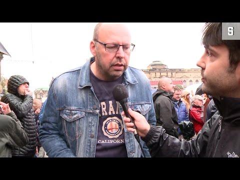 Dresden: Tag der Einheit in Dresden 2016 - Videoreporta ...