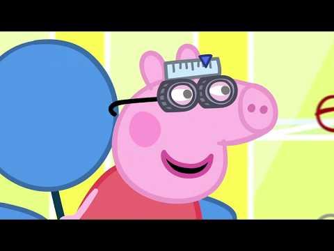 Peppa Pig en Español Episodios completos  Los anteojos  HD  Pepa la cerdita