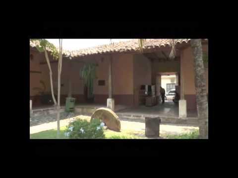 Tp: Museo de Antropologia en Comayagua