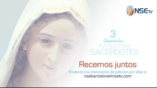 El Padre Jorge López Teulón se une a nuestra Campaña de oración por los sacerdotes