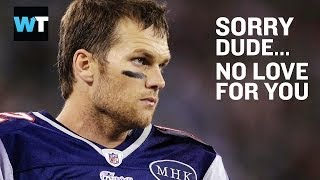 Tom Brady Can't Get A High-Five PSA | What's Trending Original