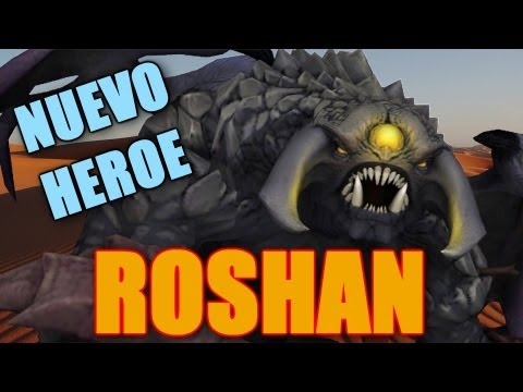 Dota 2: Khi roshan là 1 hero thì...cứ xác cmn định đê :D