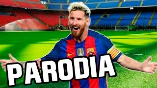"Parodia Musical de DJ Snake ft. Justin Bieber - Let Me Love You ""Leo Messi"" Parodia Musical para Lionel Messi - Like ..."