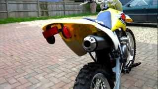 10. Suzuki drz 125 L for sale ebay.co.uk  SOLD!!!