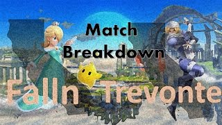 Match Breakdown – Rosalina vs Sheik