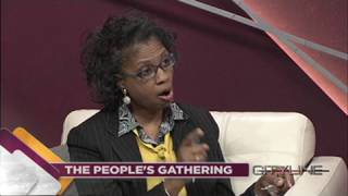 PLU Director of Multicultural Outreach and Engagement Melannie Denise Cunningham discusses The People's Gathering, a full-day conference at PLU on February 24 that will focus on skills and strategies to facilitate difficult conversations around race in workplace and educational settings. Genesis Housing and Community Development Coalition will host a professional development conference called The People's Gathering on the campus of Pacific Lutheran University on Friday, February 24.