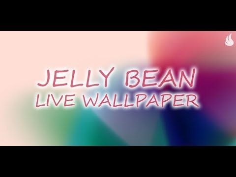 Video of Jelly Bean Live Wallpaper
