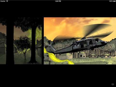 Americas Army: AA Comics Trailer