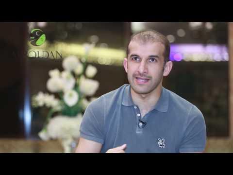 """الروضان 2017 (6) : فهد الانصاري راح أخذ """" تي شيرت """" انييستا بدورة الروضان"""