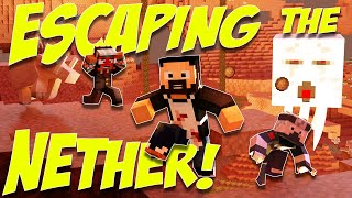Minecraft, But You Start In The Nether...