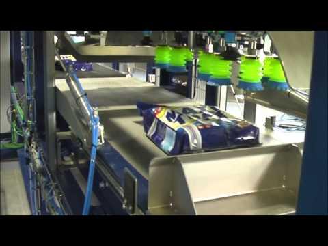 PALSYS Bag in Box Palletizer