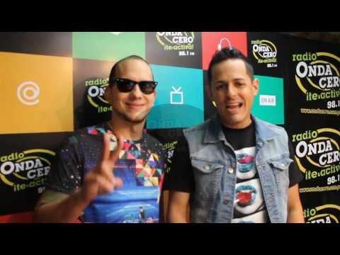 ¡Ángel & Khriz en el videochat con Lisset!