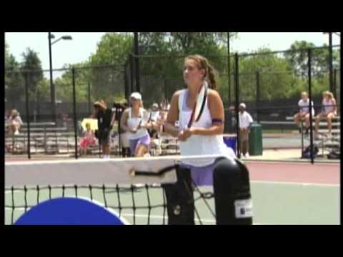 CBS Highlight Show - Women's Tennis wins 2010 National Title
