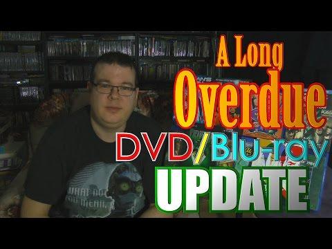 A Long Overdue DVD/Blu-ray Update!