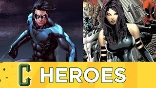 Who Will Play Nightwing? X-Men, X-Force, X-Everything - Collider Heroes
