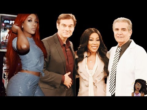 K  Michelle Butt Shots Removed On Dr. Oz | Did It Work?