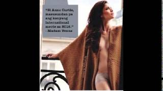 2015 Fearless forecast on Anne Curtis