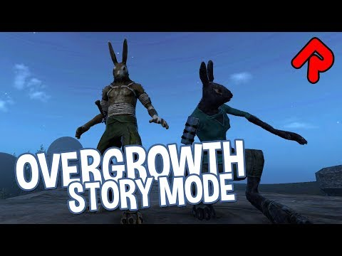 Overgrowth leaves Early Access! - Let's play Overgrowth story mode gameplay (PC game beta 6.2)