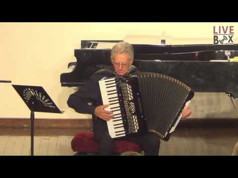 GINO CARBONARO ACCORDIAN RECITAL Part 2